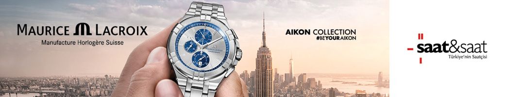 Click To Discover Maurice Lacroix Aikon Collection