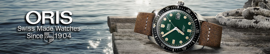 Click To Discover Oris Divers Sixty-Five Gauge /  Oris Divers Sixty-Five Green Keşfetmek İçin Tıklayınız