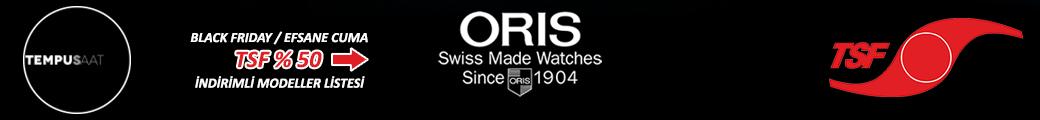 Tempus Saat Oris TSF Efsane Cuma % 50 İndirimli Modeller