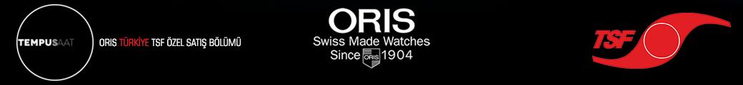 Tempus Saat Oris Türkiye Distribütörü TSF Özel Satış Bölümü