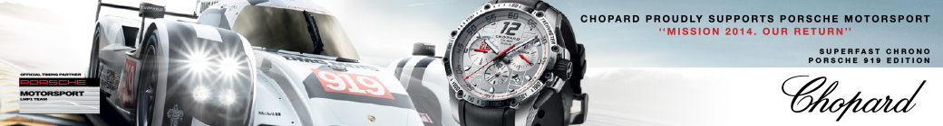 Click To Discover New Chopard Superfast Chrono Porsche 919 Edition