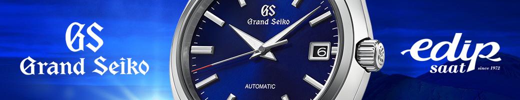 Edip Saat Galerisi Grand Seiko Modellerini İncelemek İçin Tıklayınız