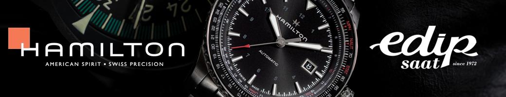 Edip Saat Galerisi Hamilton Modellerini İncelemek İçin Tıklayınız