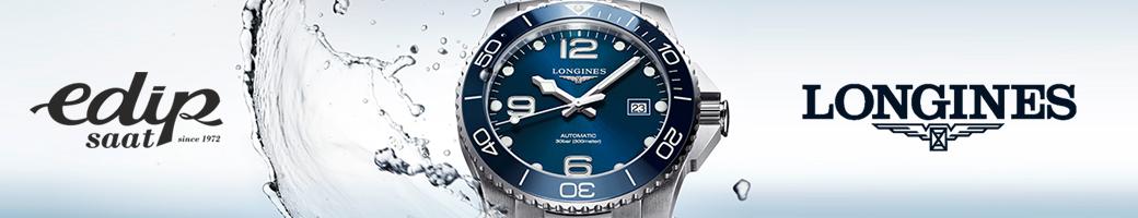 Edip Saat Galerisi Longines Modellerini İncelemek İçin Tıklayınız